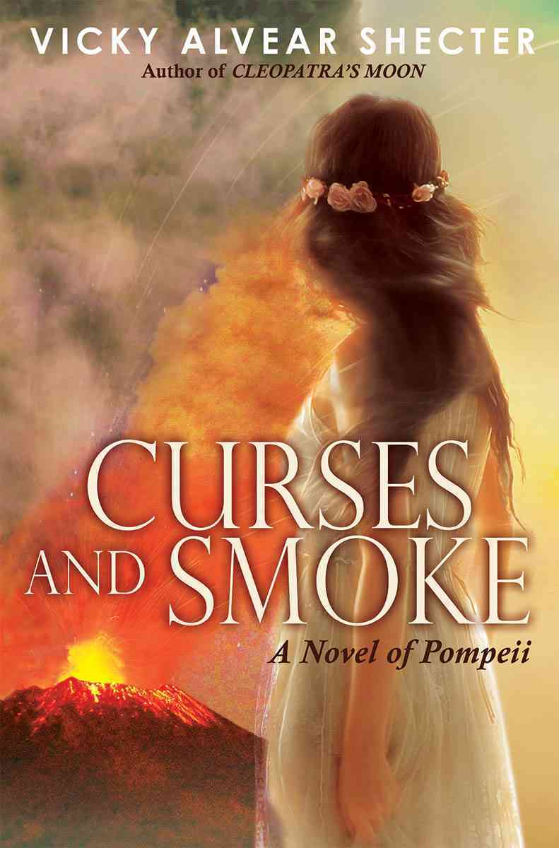 Curses and Smoke By Shecter, Vicky Alvear